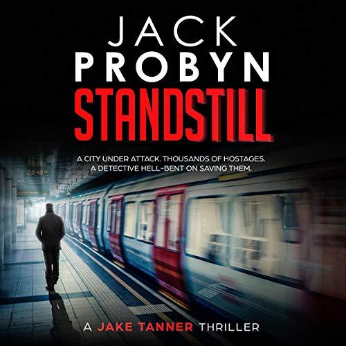 Standstill audiobook cover art