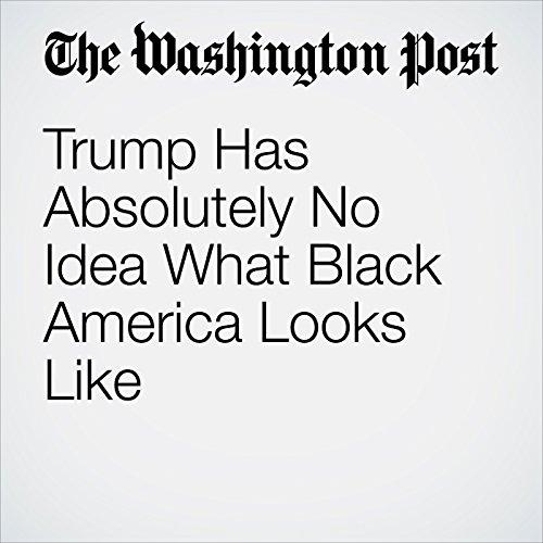 Trump Has Absolutely No Idea What Black America Looks Like copertina