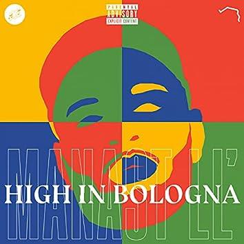 High in Bologna