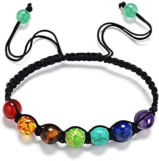 mudd beaded charm stretch bracelet set