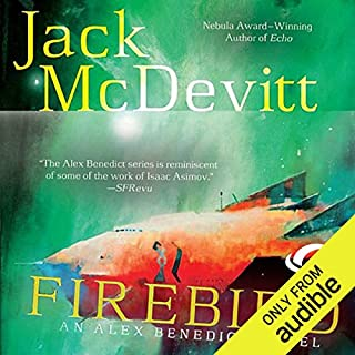 Firebird audiobook cover art