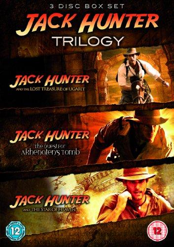 Jack Hunter [Reino Unido] [DVD]