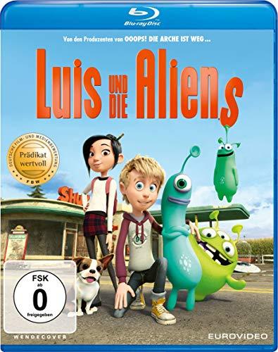 Luis und die Aliens [Blu-ray]