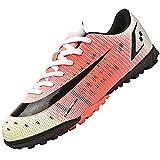 Dhinash Zapatillas de Fútbol para Hombre Zapatos de Fútbol Aire Libre Profesionales Atletismo Training Zapatillas de Deporte Botas de Fútbol...