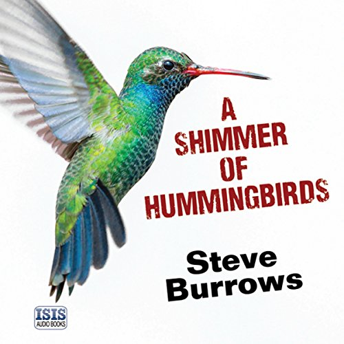 A Shimmer of Hummingbirds cover art