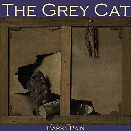 The Grey Cat cover art