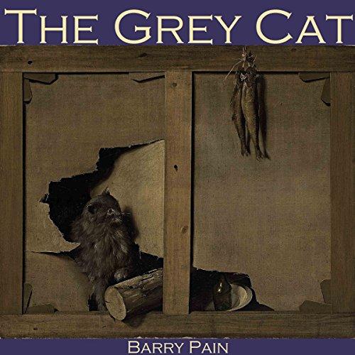 The Grey Cat audiobook cover art