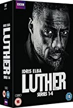 Luther - Series 1-4 2015