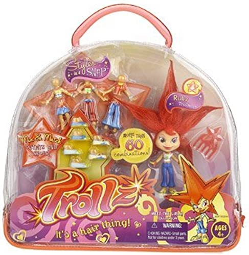Trollz - Ruby Trollman by Dic Entertainment