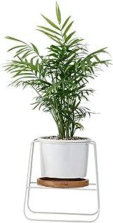 Fieren Indoor Planter pots,Succulent pots,Small Flower Pot,Indoor Plant Stand for 4.3