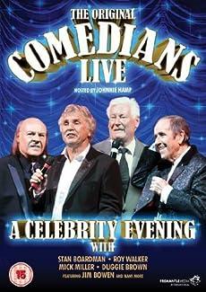 The Original Comedians Live - A Celebrity Evening With...