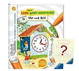 tip toi Ravensburger libro – Mein Lern-Spiel-Abenteuer   Reloj y hora + Tiptoi minilibro Tiptoi   a partir de 4 años