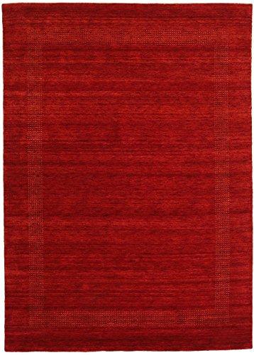 RugVista Handloom Gabba - Rot Teppich 210x290 Moderner Teppich