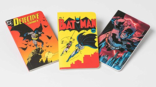 DC Comics. Batman Through The Ages Pocket Journal (Batman Pocket Notebook Collection)