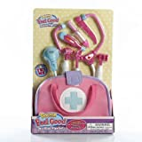 Doctor Feel Good Medical Kit Play Set - Pink by Polyfect Toys