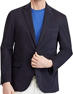 Polo Ralph Lauren Mens Casual Chino Sportcoat Navy 42L