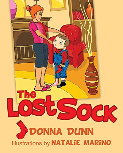 The Lost Sock (English Edition)