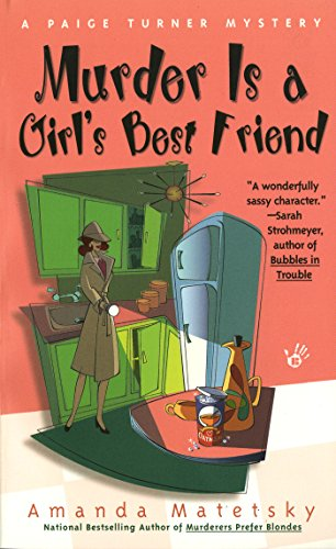 Murder is a Girl's Best Friend (Paige Turner Mystery Book 2)