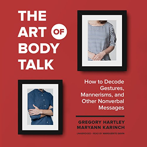 The Art of Body Talk audiobook cover art