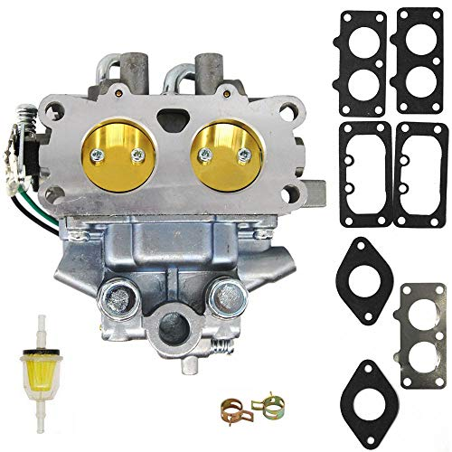 Carburetor Assy with Gaskets for Kawasaki 15003-7074 FH721V-AS20 FH721V 4-Cycle Carb