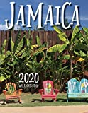 Jamaica 2020 Wall Calendar