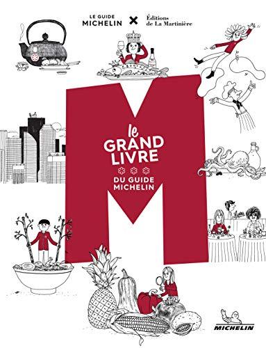 M, le grand livre du Guide Michelin