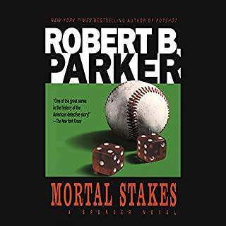 Mortal Stakes audiobook cover art