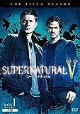 SUPERNATURAL V〈フィフス・シーズン〉コンプリート・ボックス[SD-Y28139][DVD]