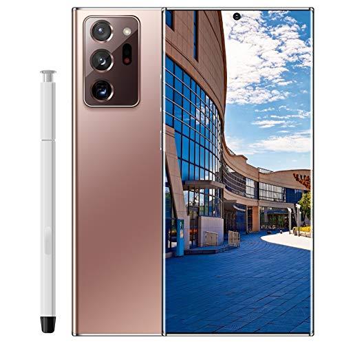 Lenove Teléfono Móvil 4G, Note20U + (2021) Smartphone Desbloqueado, ROM De 12GB / 512GB, 6,9 Pulgadas HD + (1440p), 48MP + 18MP, Batería De 5000mAh, 4G/ 5G Dual Sim - Smart E Pen (desbloqueo Facial)