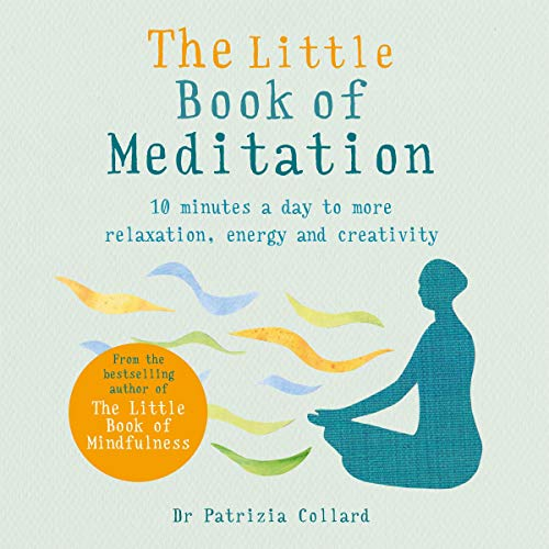 The Little Book of Meditation cover art