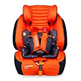 Cosatto Judo Child Car Seat | Group 1/2/3, 9-36 kg, 9 months-12 years, ISOFIX, Forward Facing, Removable Harness, Reclines (Spaceman)