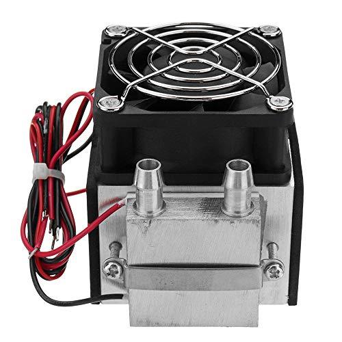 MING-MCZ Duradero Equipo de refrigeración electrónica Pequeño Aire Acondicionado Sistema de refrigeración Módulo portátil 12V 15A Fácil de Montar