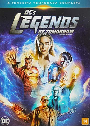 DC Legends Of Tomorrow 3A Temp [DVD]