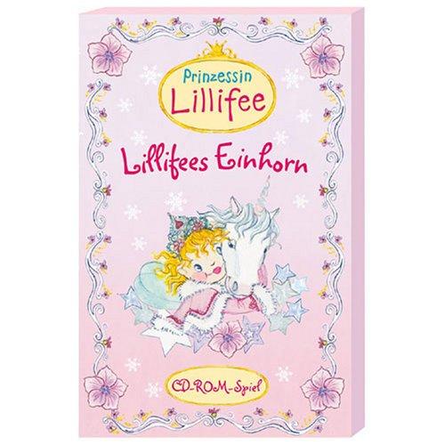 Prinzessin Lillifee: Lillifees Einhorn. CD-ROM für Windows ab 98 und MAC ab 9.2