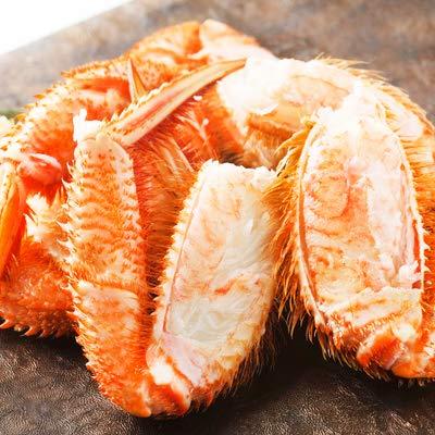 どさんこファクトリー北海道『北の三大蟹宝箱』
