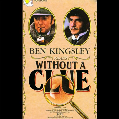 Without a Clue audiobook cover art