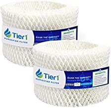 Tier1 Replacement for Honeywell HAC-504AW HCM-530 HCM-535-20 Wick Filter 2 Pack