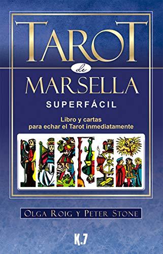 Tarot De Marsella Superfácil: Libro y cartas para echar el Tarot inmediatamente (Packs de adivinación)