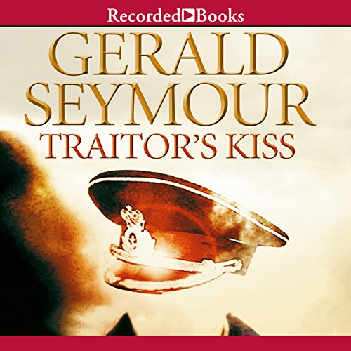 Traitor's Kiss audiobook cover art