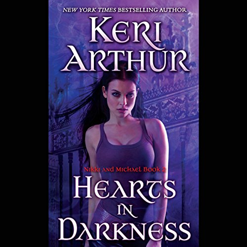 Hearts in Darkness audiobook cover art