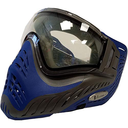 V-Force Paintball Maske Grill SC Azure grau/blau