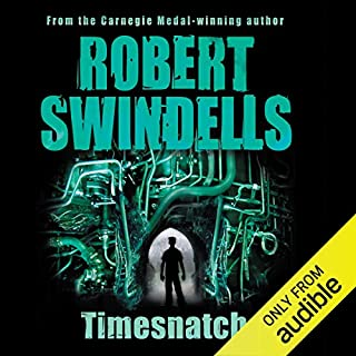 Timesnatch cover art