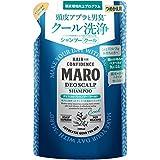 MARO(マーロ) 【クール】デオスカルプ シャンプー [ グリーンミントの香り ] MARO マーロ 詰め替え 340ml メンズ