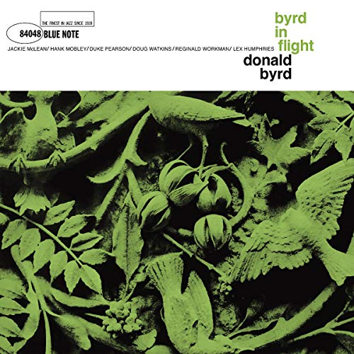 Album Art for Byrd In Flight (Blue Note Tone Poet Series) by Donald Byrd