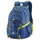 Best Carry On Backpacks - High Sierra Loop Backpack, SPACE CREATURES/RUST.BLUE/GLOW, 19 x Review