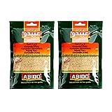 Lote de 2 cilantro molido – Abido – Bolsa de 50 g