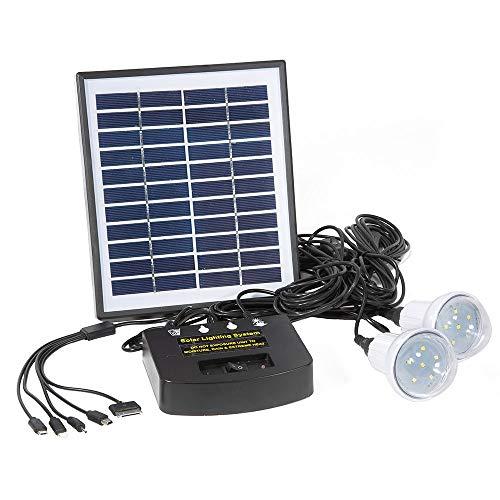 SolarMate Smh001/hub 16/d/éclairage Solaire et kit de Puissance/ /Bleu