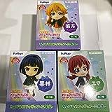 ラブライブ虹ヶ咲学園スクールアイドル同好会ちょびるめフィギュア 3個セット