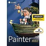 Corel Painter 2022 Upgrade | Professional Digital Painting Software | Illustration, Concept, Photo & Fine Art [PC Download]