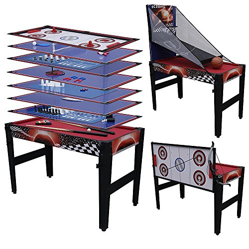 14-in-1 Combo game table 48""